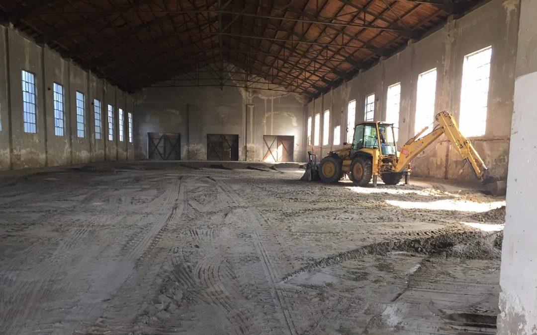 Započeli građevinski radovi na zgradi Metalske jezgre Čakovec