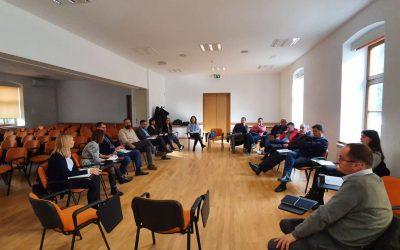 Sastanak partnera na projektu Metalska jezgra Čakovec