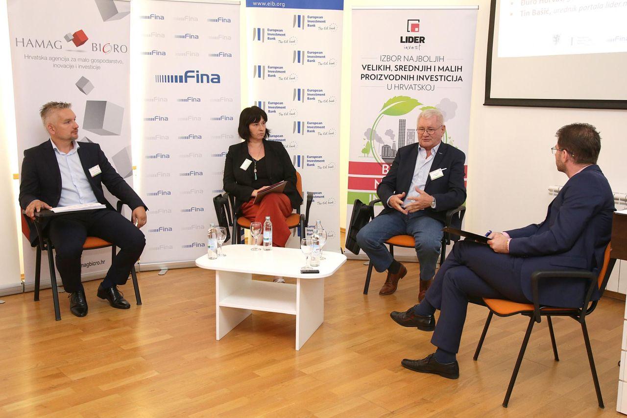 Lider invest Sjever - Čakovec panel.