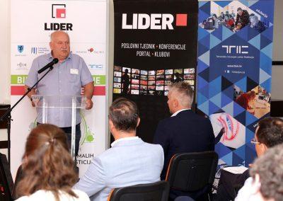 Lider invest Sjever -Čakovec, Josip Grivec