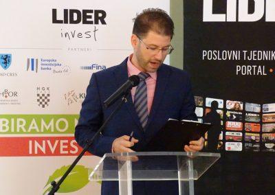 Lider invest Sjever - Čakovec, Tin Barišić