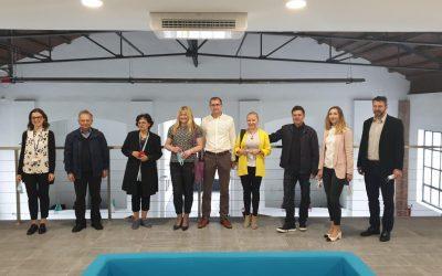 Posjet članova poljskog fakulteta Malopolska School of Economics u Metalskoj jezgri Čakovec
