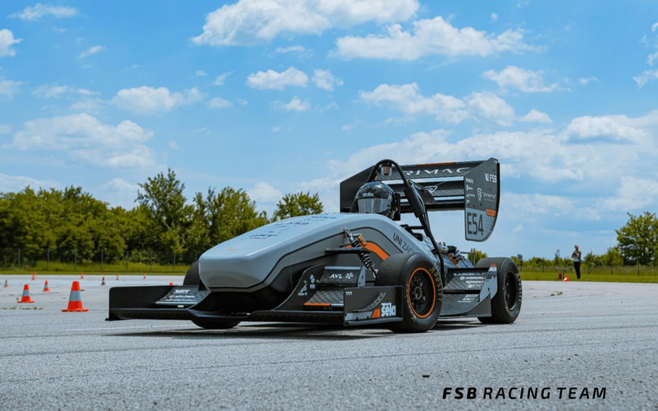 3D ispis dijelova za bolid FSB Racing Team-a